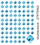 medicine buttons. vector | Shutterstock .eps vector #27975962