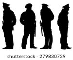 People Of Special Police Force...