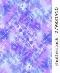 tie dye design   seamless... | Shutterstock . vector #279831950