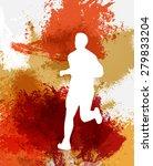 sport illustration | Shutterstock . vector #279833204
