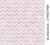 Pink Watercolor Chevron Patter...