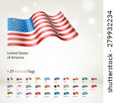 vector collection of 30... | Shutterstock .eps vector #279932234