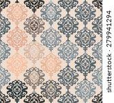 seamless vintage pattern for...   Shutterstock .eps vector #279941294