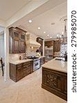 interior design of a luxury... | Shutterstock . vector #279985070