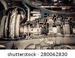 vehicle gear set | Shutterstock . vector #280062830