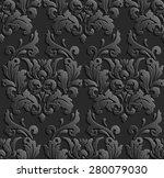 illustration of seamless... | Shutterstock .eps vector #280079030