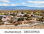 Albuquerque Residential Suburbs ...