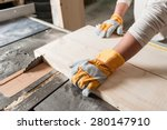 Carpenter Working With...