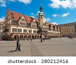 leipzig  germany   may 14  2015 ... | Shutterstock . vector #280212416