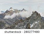 Abanico And Humboldt Peaks At...