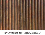 Wooden Fence Stakes