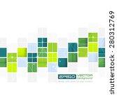 abstract technological vector...   Shutterstock .eps vector #280312769