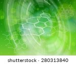 ecology technology concept  ... | Shutterstock .eps vector #280313840