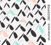 vector seamless pattern with... | Shutterstock .eps vector #280339958