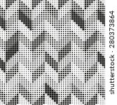 seamless pattern. stylish... | Shutterstock .eps vector #280373864