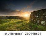 Sunrise At Steel Rigg In...