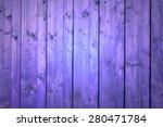 Purple Wood Planks