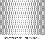 grid seamless background.... | Shutterstock .eps vector #280480280