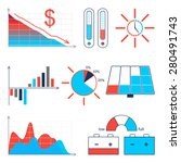 vector infographic set of solar ...