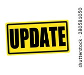 Update Black Stamp Text On...