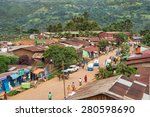 mizan teferi  ethiopia   may 2  ... | Shutterstock . vector #280598690