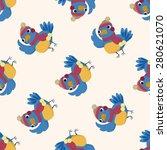 winter animal bird icon 10... | Shutterstock . vector #280621070