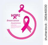 healthcare and medicine concept.... | Shutterstock .eps vector #280640030