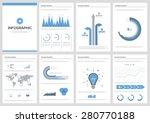 detail infographic slideshow... | Shutterstock .eps vector #280770188