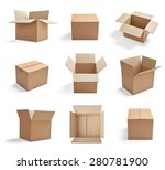 collection of  various... | Shutterstock . vector #280781900