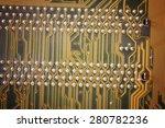 Computer Chip Macro