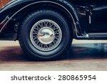 Some Antique Classic Car.