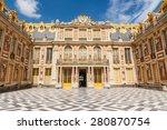 Versailles  France   June 14 ...