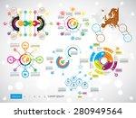 vector of illustration... | Shutterstock .eps vector #280949564