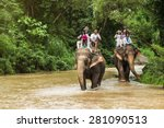 chiang mai  thailand   may 23 ... | Shutterstock . vector #281090513