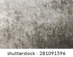 concrete texture background. | Shutterstock . vector #281091596