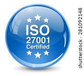 iso icon   Shutterstock .eps vector #281092148
