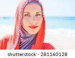 Beautiful Muslim Caucasian ...