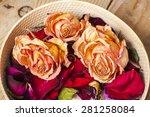 Dried Rose Petals  For Tea ...