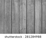Grey Wooden Slats