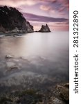 Small photo of Seascape, Cala S'Agulla, Costa Brava, Spain