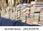 Books On Store Shelves
