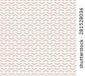 geometric  pattern with purple... | Shutterstock . vector #281528036