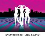 urban background | Shutterstock .eps vector #28153249
