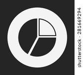 chart icon  | Shutterstock .eps vector #281669294