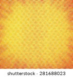yellow  and gold grunge...   Shutterstock . vector #281688023