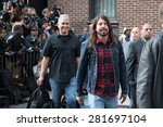 Постер, плакат: David Grohl and Pat