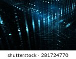 abstract business science or... | Shutterstock . vector #281724770