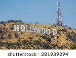los angeles  ca usa   may 25 ... | Shutterstock . vector #281939294
