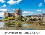 Eilean Donan Castle  Dornie ...