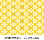 seamless oriental pattern of... | Shutterstock .eps vector #281963339